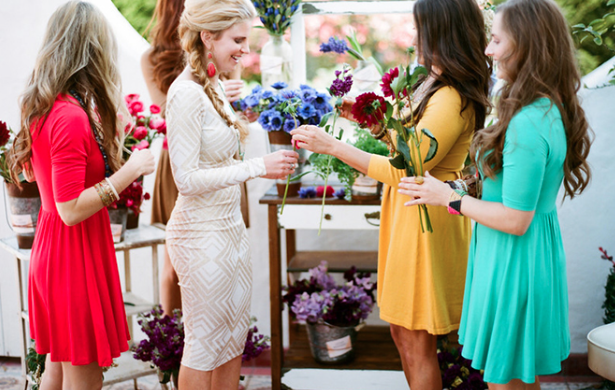 Prettiest Bridal Shower dress code Attire & Etiquette